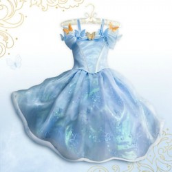 Disguise dress Cinderella DISNEY STORE Cinderella Live Action suit edition limited to 10 years