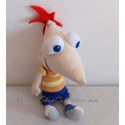 Peluche Phineas Disney Phineas e Ferb 28cm