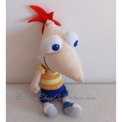 Plush Phineas Disney Phineas and Ferb 28 cm
