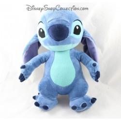 Peluche Stitch DISNEYLAND PARIS Lilo et Stitch bleu Disney 32 cm