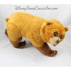 Teddy bear Kenai HASBRO Disney brother bear Brown 33 cm