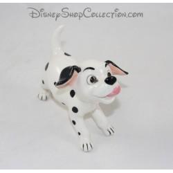 Figurine céramique chiot DISNEY Les 101 Dalmatiens porcelaine 11 cm