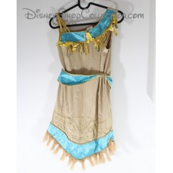 La princesa India Pocahontas de DISNEY STORE traje 9-10 años