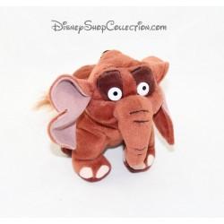 Peluche Tantor éléphant DISNEYLAND PARIS Tarzan 20 cm