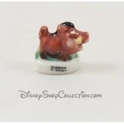 Fève phaochère Pumbaa DISNEY Le Roi Lion 3 cm