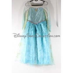 Disguise Elsa DISNEY Queen of the snow blue dress 3 / 4 years
