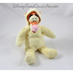 Pijamas de mono amarillo de peluche Tigger DISNEY 20 cm
