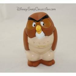 Figurine Maître hibou DISNEY Winnie l'ourson marron pvc 13 cm