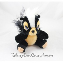Plush flower EURO DISNEY Bambi Skunk black 17 cm