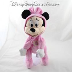 Plush Minnie DISNEY onesie Pajamas pink 32 cm