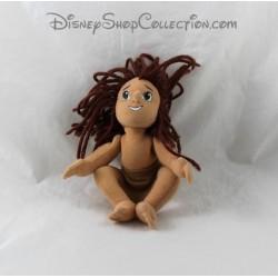 Peluche Tarzan McDONALD'S Disney garçon de la jungle articulé 19 cm