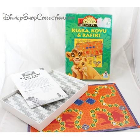 Jeu de société Le Roi lion DISNEY Kiara Kovu et Rafiki Simba's pride