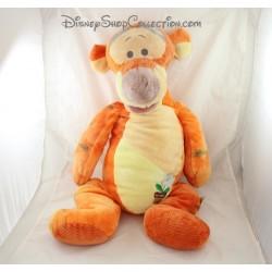 Peluche Tigrou DISNEY Winnie et ses amis orange pot de fleur XXL 60 cm