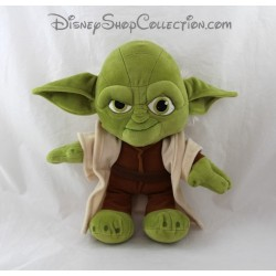 Plush master Yoda Star Wars green brown 26 cm NICOTOY