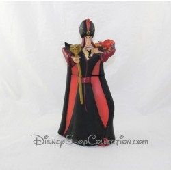 Figurine Jafar DISNEY Aladdin flacon de gel douche pvc 26 cm