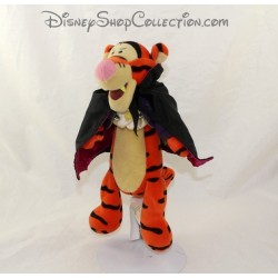 Plush Tigger WALT DISNEY COMPANY disguised as vampire Halloween 20 cm