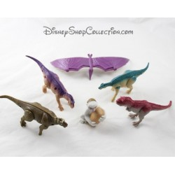 Lot de figurines Dinosaure DISNEY Aladar 5 figurines