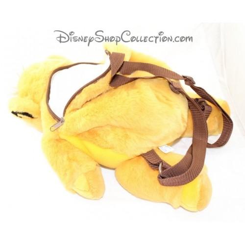 e450a3731cd ... Backpack stuffed lion DISNEY JEMINI beige 41 cm Lion King Simba