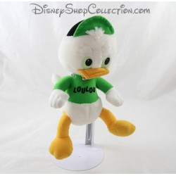 Plush duck Loulou DISNEY nephew of Donald 23 cm
