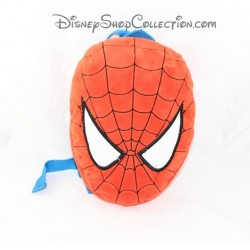 Sac à dos peluche Spiderman JEMINI Marvel tête héros homme araignée 25 cm