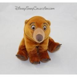 Peluche Kenaï ours DISNEY Frère des Ours Hasbro 2003 17 cm