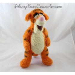 Plush Tigger DISNEY STORE orange hairs long soft 32 cm