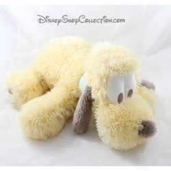 Dog Stuffed Pluto Disney Mickey and friends long-haired Disney 40 cm