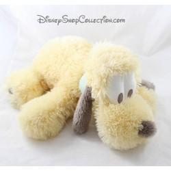 Perro de peluche Pluto Disney Mickey y amigos pelo largo Disney 40 cm