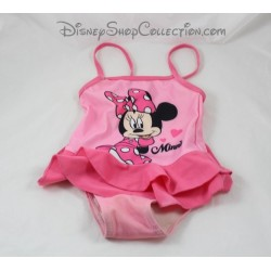 Maillot de bain DISNEY BABY Minnie rose