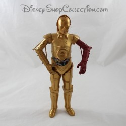 C3po HASBRO Star Wars Gold red arm 30 cm figurine