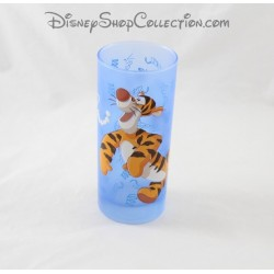 Disney Tigger Tigger glass blue orange Disney 14 cm