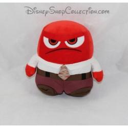 Peluche Colère GIPSY Disney Vice-Versa rouge 13 cm