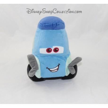 Peluche voiture Guido DISNEY NICOTOY Cars bleu Disney 20 cm