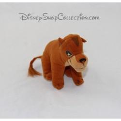 Peluche Nala McDONALD'S Disney Le Roi Lion 2 marron Mcdo 11 cm