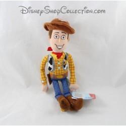 Peluche poupée Woody DISNEY NICOTOY Toy Story Cow Boy 31 cm