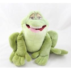 Peluche prince Naveen DISNEY La princesse et la grenouille 30 cm