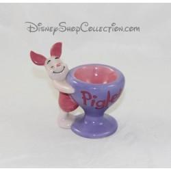 Egg Cup piglet Disney Winnie the Pooh ceramic egg Disney 10 cm