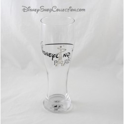 Beer DISNEYLAND PARIS Eiffel Tower glass fragile Disney 23 cm