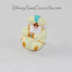 Figurine jouet sultan MCDONALD'S Mcdo Aladdin culbuto Disney 7 cm