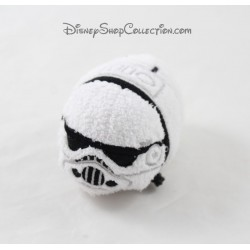 TSUM Tsum Stormtrooper DISNEY STORE Star Wars mini peluche in bianco e nero 9 cm