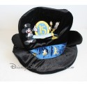 Hat Mickey light DISNEYLAND PARIS black 15 magical years adult 28 cm