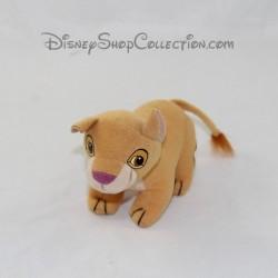 Plush Kiara McDONALD's Disney the Lion King McDonald's 13 cm beige