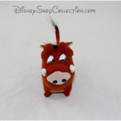 Peluche Pumba McDONALD'S Disney Le Roi Lion marron Mcdo 11 cm