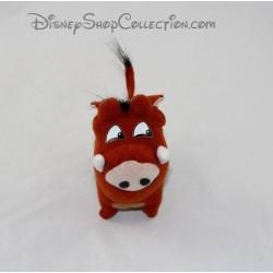 Plush Pumba McDONALD's Disney the Lion King McDonald's 11 cm Brown