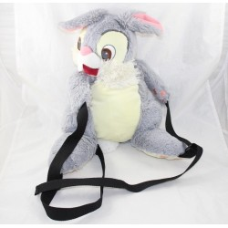 Plush backpack Thumper DISNEYLAND PARIS pan friend Bambi 45 cm pan