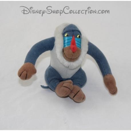 Peluche singe Rafiki McDONALD'S Disney Le Roi Lion gris Mcdo 13 cm