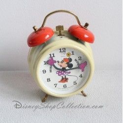 Ancien réveil Minnie BRADLEY WALT DISNEY PRODUCTIONS vintage