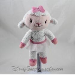 Sheep plush cuddly DISNEY doctor plush 21 cm