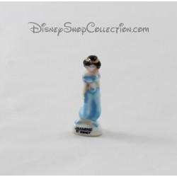 Fève princesse Jasmine DISNEY Aladdin céramique 4 cm