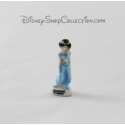 Princess bean Jasmine DISNEY Aladdin ceramic 4 cm